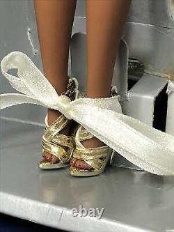 12 Fashion Royalty Integrity Adele Makeda Bombshell 2005 LTD 800 AA With Box