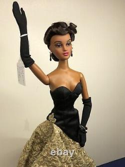 16 Ashton Drake Gene Doll Violet Waters In The Spotlight Elegant Gown #GX
