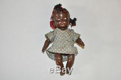 1920's 1940's Vintage African American Baby Doll