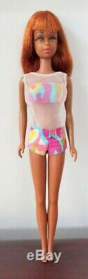 1967 MoD African American BLACK FRANCIE doll withorig Swimsuit STUNNING