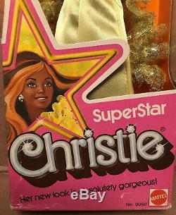 1976 Superstar Christie Doll #9950- African American NRFB