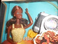 1977 Fashion Photo Christie Black Barbie Doll 2324 African American Gorgeous MIB