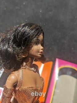 1980 Golden Dream CHRISTIE #3249 Black Barbie Superstar Era with Box