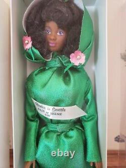 1988 National Barbie Collectors Convention Dolls Caucasian Rare African American