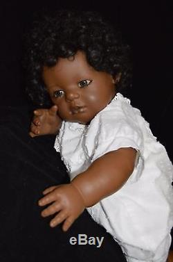 1990/91 ANNETTE HIMSTEDT MO AFRICAN AMERICAN BOY FROM USA SIGNED