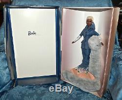 2000 Indigo Obsession Barbie designed by Byron Lars #26935 New in box Doll NIB