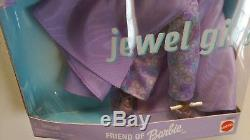 2000 JEWEL GIRL CHRISTIE Barbie Doll African American #28067