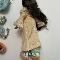 2001 1st Edition Bratz Slumber Party Sasha Doll 20+ Pieces