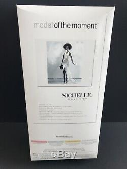 2004 Model of the Moment Nichelle Barbie Doll C3822 African American Model Muse