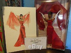 2008 Convention Barbie Joie De Vivre AA African American NRFB