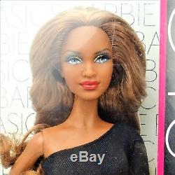 2009 Barbie Basics African American Doll Model No 8 Collection 001