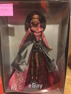 2010 Convention Rocker Barbie- African American Nrfb