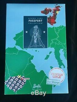 2011 Fenella Layla Byron Lars Passport Collection Barbie Doll