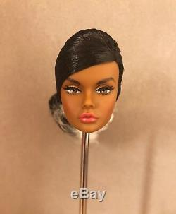 2016 Just My Style Poppy Doll Head ONLY Fashion Royalty IT African American OOAK