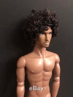 2017 Fairytale Convention Fashion Royalty Ollie Doll African American Curly Afro