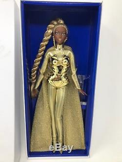 2017 National Convention, Platinum Label, Golden Galaxy Barbie African American