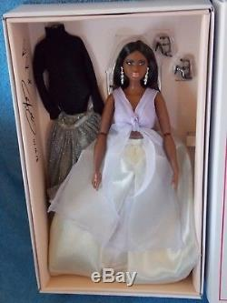 2018 Barbie Doll Convention AA African American Doll Signed By Carlyle Nuera