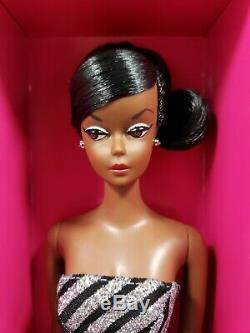 2019 Barbie Convention 60th Sparkles AA NIB LE Swirl ponytail Doll