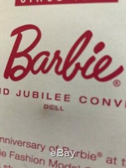2019 Barbie Convention Robert Best Silkstone Diamond Jubilee 60th AA Doll NRFB