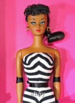 2020 Barbie Convention Silkstone Reproduction #1 African American Barbie