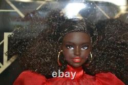 2020 Barbie Signature AA Mattel 75th Anniversary Barbie NEW Slightly Dented Box