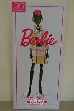 2020 Gold Label Silkstone BFMC 20th Anniversary BEST TO A TEA Barbie BRAND NEW