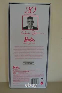 2020 Gold Label Silkstone BFMC 20th Anniversary BEST TO A TEA Barbie BRAND NEW