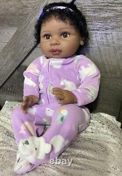 22 Reborn Lifelike Girl Baby Doll
