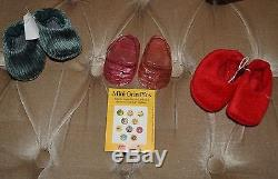 2 American Girl Dolls African American White Pleasant Company + Clothes & Shoes
