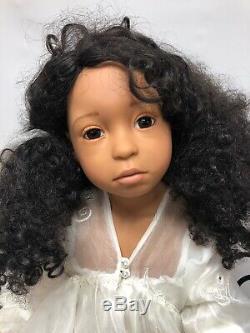38 Gotz Limited Artist Doll Angelica Phillip Heath 97/750 Gorgeous With COA