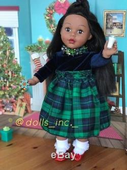 3 African American Dolls My Life As Madame Alexander LOT