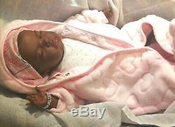 AA ETHNIC Reborn baby GIRL