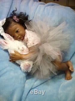 (AA), Ethnic Realistic Reborn Baby Girl Doll, Juliet