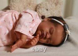 AA Reborn baby, EVIE by Laura Lee Eagles, lifelike Privilege Reborn art