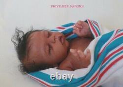 AA silicone baby ANNELENE by Maisa Said, Privilege Reborn, COA