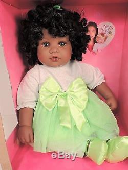 Adora Baby Doll (african American / Black) 20 Nib #981295