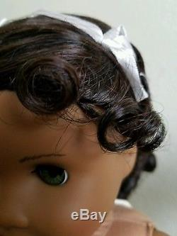 AMERICAN GIRL 18 doll CECILE REY Marie Grace African American HISTORICAL