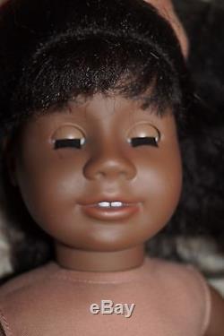 AMERICAN GIRL DOLL AG LOT OF AFRICAN AMERICAN PARTS REPAIR BLACK MEMORABILIA
