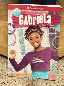 AMERICAN Girl GABRIELA Doll of Year 2017 Meet celebration outfit Gabriella
