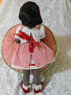 A Beautiful Vintage Mattel African American Chatty Cathy Doll- She Talks