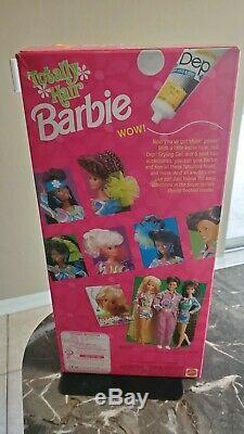 Aa Totally Hair Barbie Doll 5948 Mattel 1991