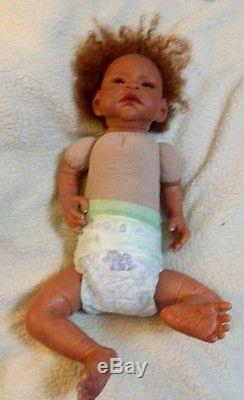 African American AA, Ethnic Reborn Doll
