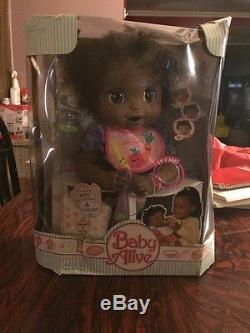 African American Baby Alive