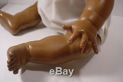 African American Black Baby Crissy Doll 24 Inch Original Romper No Box