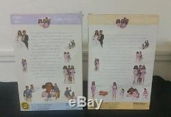 African American Pregnant Barbie Doll Family Set Midge Alan Ryan New 2002 Mattel
