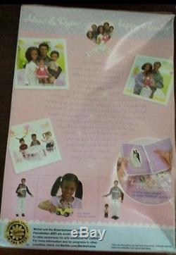 Alan & Ryan Happy Family Barbie Doll Ken 1st Birthday Tommy African American AA