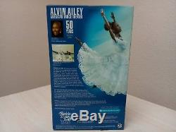 Alvin Ailey 50 Years America Dance Theatre Pink Label Barbie African American