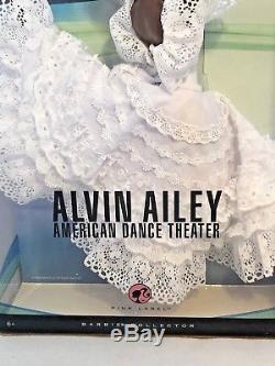 Alvin Ailey Barbie Doll American Dance Theater African American Model Muse N4980
