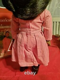 American Girl 18 Addy Walker 1864 in Meet Dress with Book and Box (Retired)