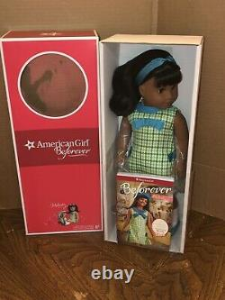 American Girl BeForever Melody Doll And Book NIB NRFB